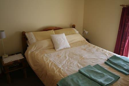 Bijou house with double bedroom. - Talo
