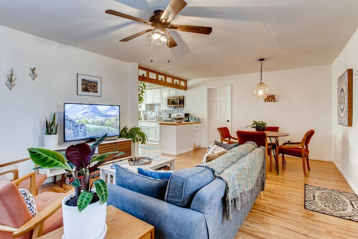 Boho in Barrio - 3 miles from Downtown/Conv Centre