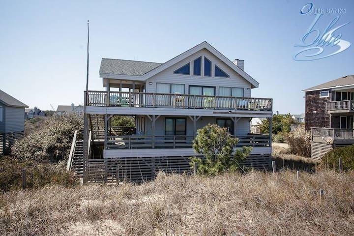 Duck Beachfront House - Kitty Hawk - Ev