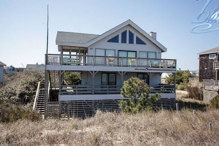 Duck Beachfront House - Kitty Hawk - Hus