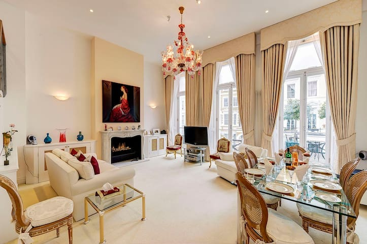 Luxury Terraced Apartment - London - Lägenhet