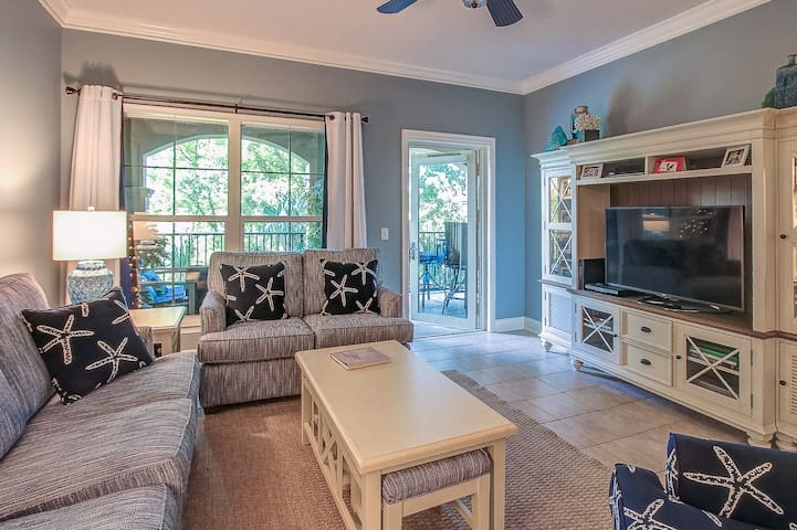 203 North Shore Place - 2 bedroom villa in North Forest Beach!