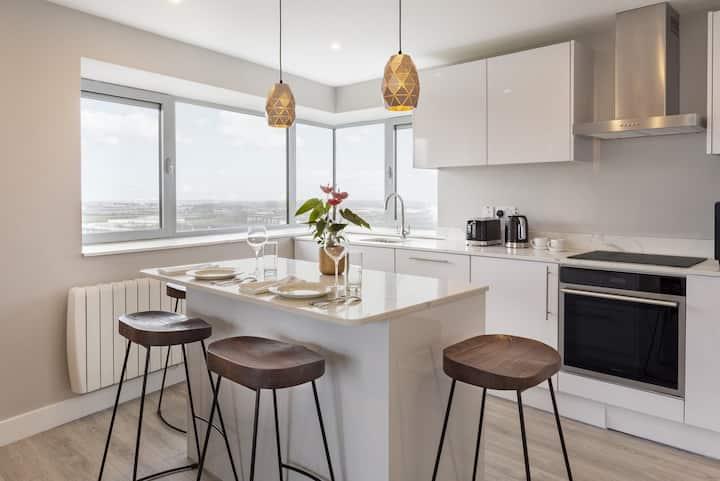Bright & Spacious Dublin Serviced Apartments