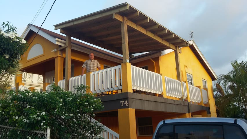 Sunset View (Upper) - Speightstown - Apartamento