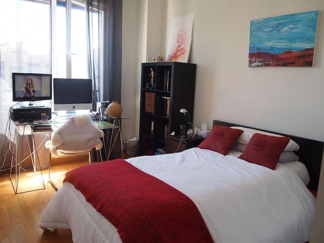 Preciosa suite privada con ba o incorporado apartamentos en alquiler en alcobendas comunidad - Alquiler habitacion alcobendas ...