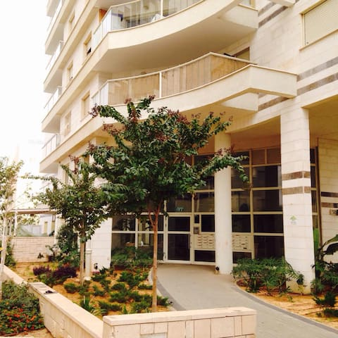 Просторный вид!Свежий морской бриз♡ - ashkelon - Apartamento