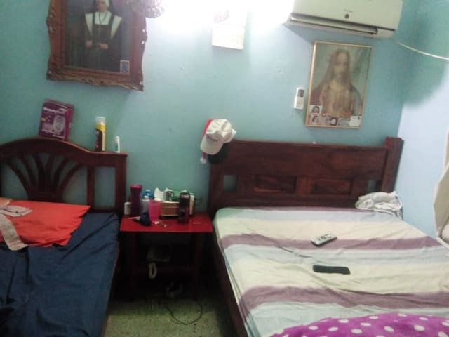 Habitacion Compartida en Zona Este de Bqto