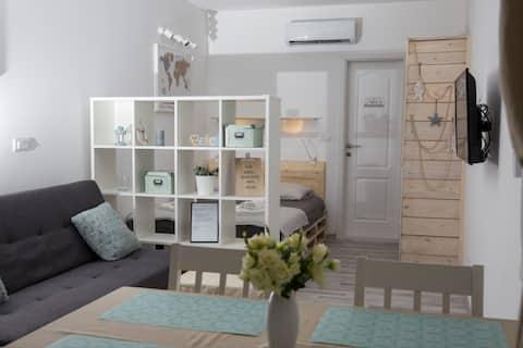 Cozy studio for 2