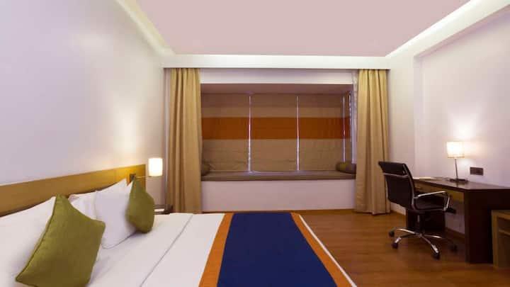 Mango Comfort Hotel Room-Manipal