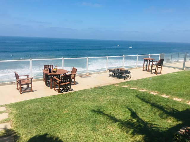 Neptune Oceanfront Private Home Huge Lot Fenced