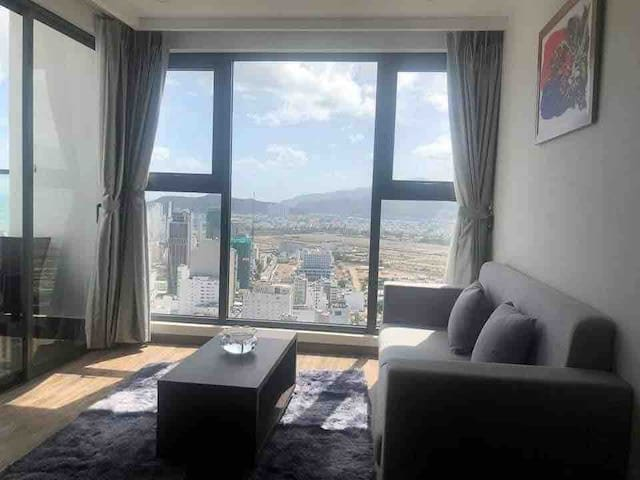 VIRGO SEAVIEW APARTMENT with 2 ROOMS