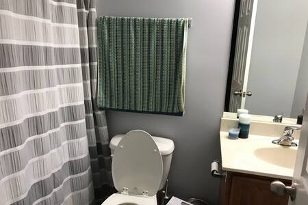 Private bedroom in Smyrna condo - Smyrna - Hus