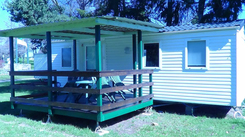 Mobil-home - Saint-Chély-d'Apcher - Bungalow