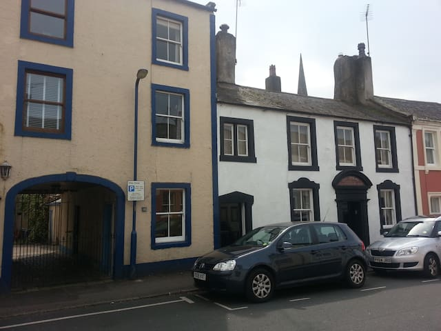 The Grey Goat Cottage - St Helen's St -Cockermouth