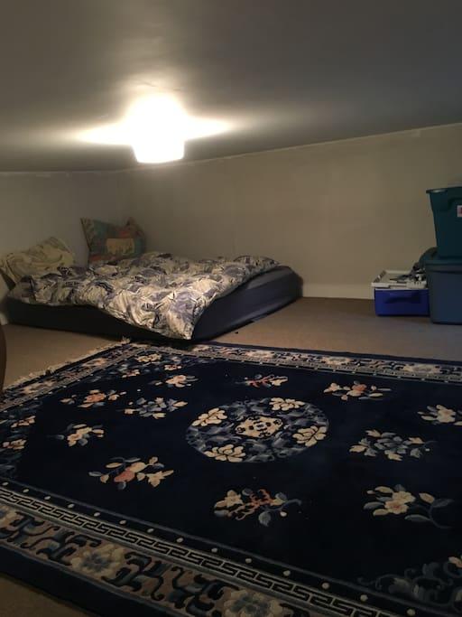 Loft- Full bed