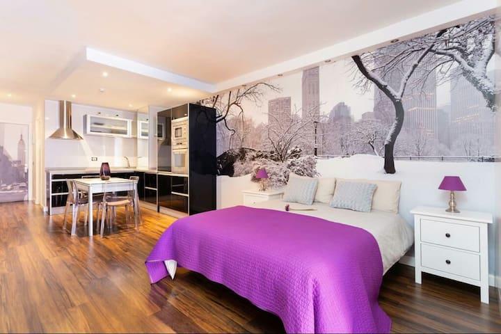 Céntrico y elegante apartamento en Puerto Cruz