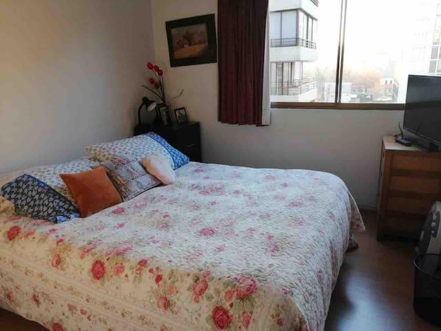 1 Dormitorio para 2 personas - Cercano a CEPAL