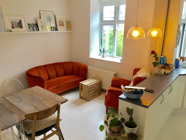 LOVELY APARTMENT IN VIBRANT NØRREBRO