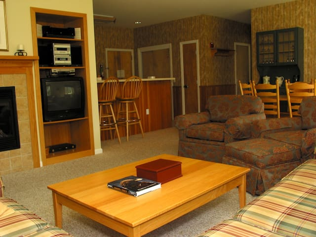 1BR Smuggler's Notch VT- Units Vary