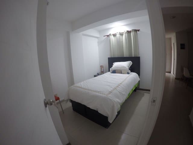 Private and small room in Miraflores