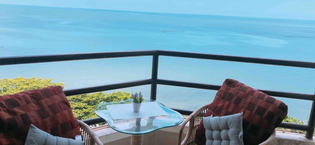 Seaview panoramas ห้องพักวิวทะเล
