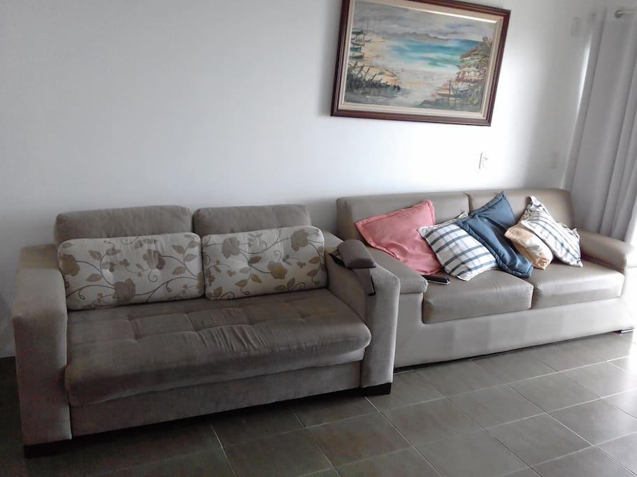 sala sofá cama