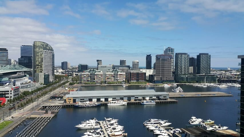 Melbourne CBD, Super Clean, Great Value for All. - Docklands