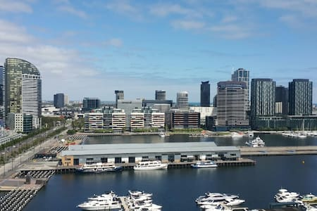 Melbourne CBD, Super Clean, Great Value for All. - Docklands - Byt