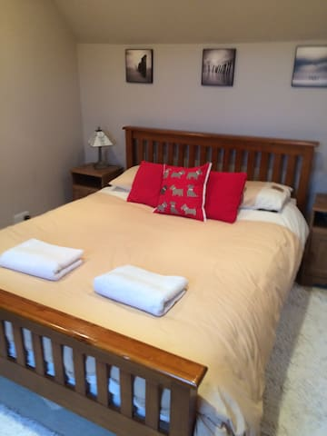 Friendly family home - Inveraray  - บ้าน