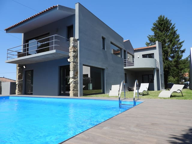 Afife Nastassja Villa-Mountain, Sea & Private Pool