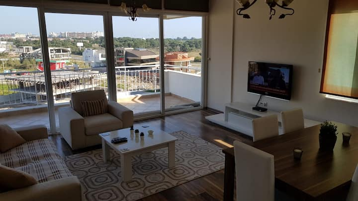 comfortable and quiet flat at Kundu