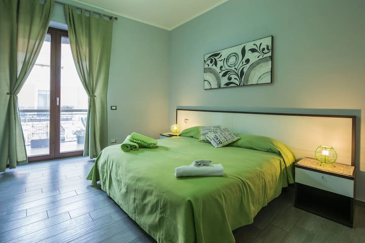 B&B Eco double room - Pompei - Bed & Breakfast
