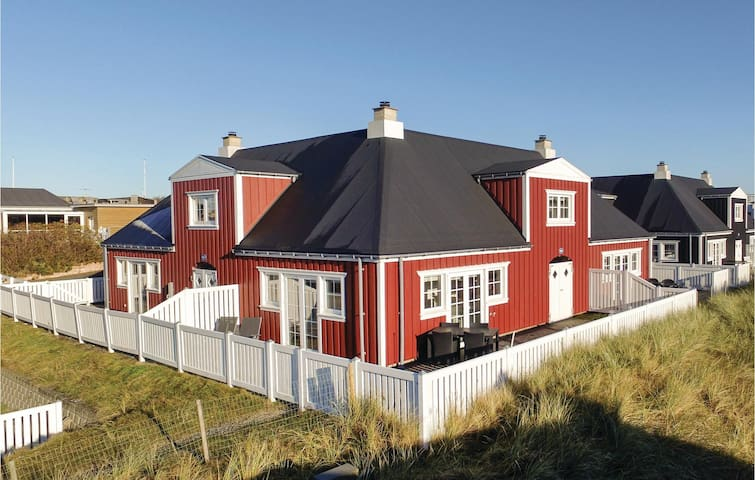 Holiday apartment with 2 bedrooms on 89m² in Ringkøbing