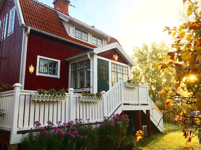 Big villa close to Stockholm City and airport