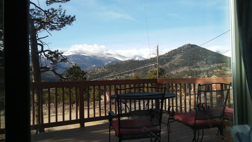 Tanager Cottage-2 Bedroom cabin, walk into RMNP