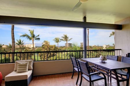 Stunning Golf  Garden View 2 Bedroom #L302 - Lahaina
