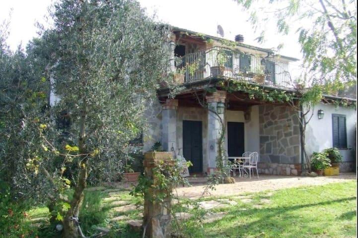 Appartamento piano terra in campagna a Capalbio - Capalbio - Apartemen