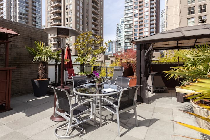 A Gem in the Heart of Yaletown