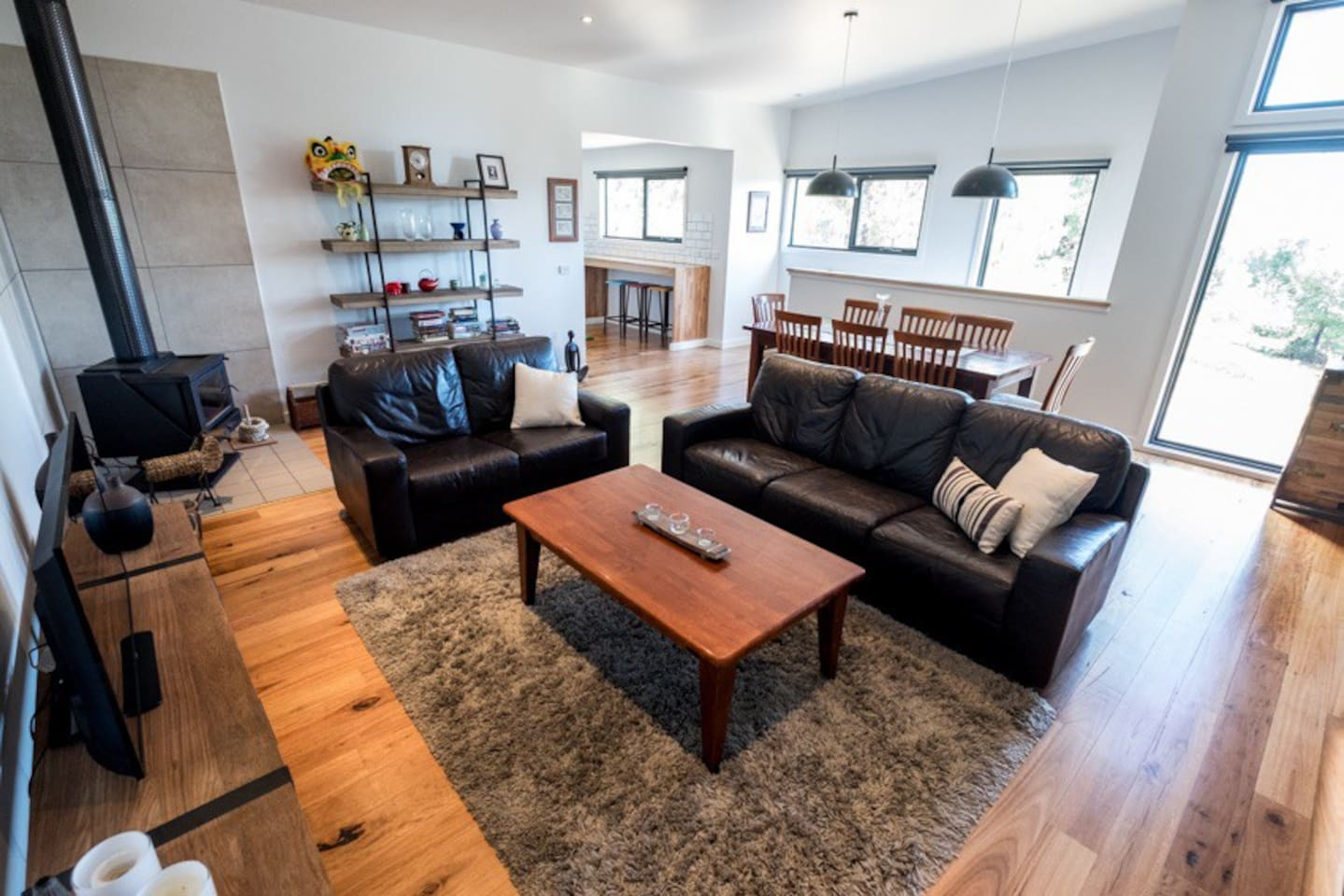 Main Living Area upstairs