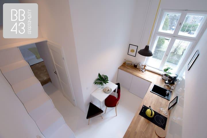Apartament BB43 3os.