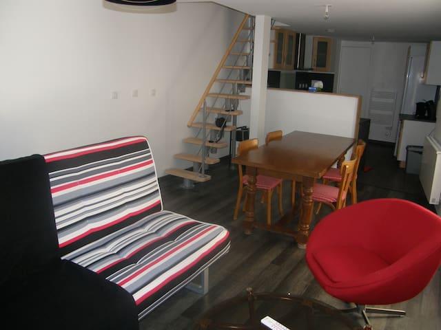 maison 2 chambres tout confort