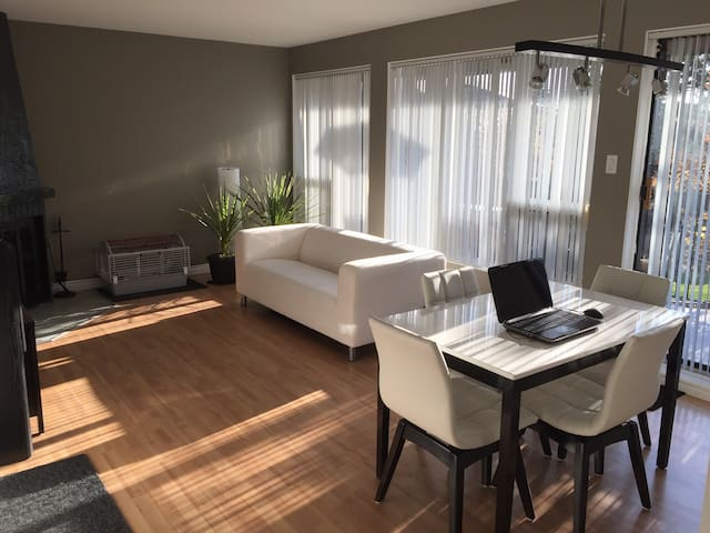 Private room with amenities in Sillery - Ville de Québec - Ortak mülk