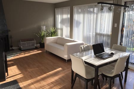 Private room with amenities in Sillery - Ville de Québec - Kondominium