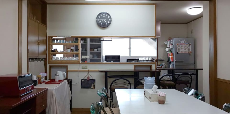 Cozy hostel ! Japanese culture  classes around ◇Ⅶ