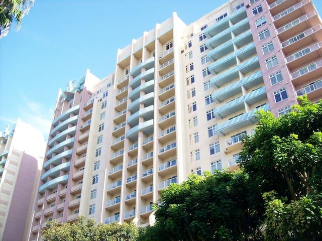 Ocean View-16th Floor-Aqua Tower Condominium