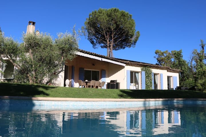 Villa de charme pour vacances de rêve