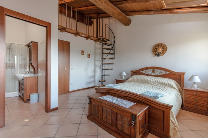 Rustic Apartment 4a, nr Lake Garda - Cavriana - Byt