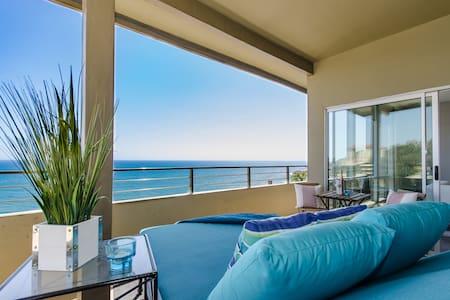 OCEAN VIEWS! 2-Bedroom Malibu Palisades border