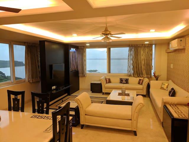 Dreamz Seaview (SF): Luxurious 2 BHK Apartment