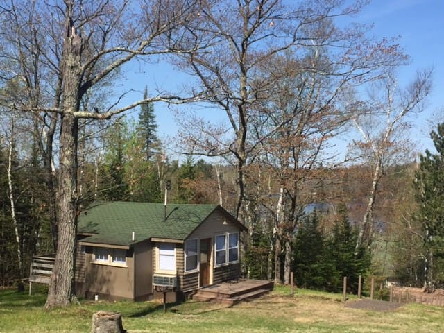 Hanging Horn Lakeside Resort Cabin